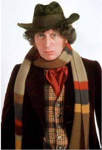 Click to Buy << Doctor Who Fourth 4th Dr. Warm Knitted 6-Color ...