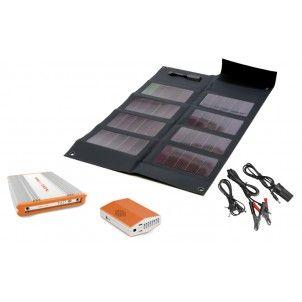 12 Watt Solar Energy Kit