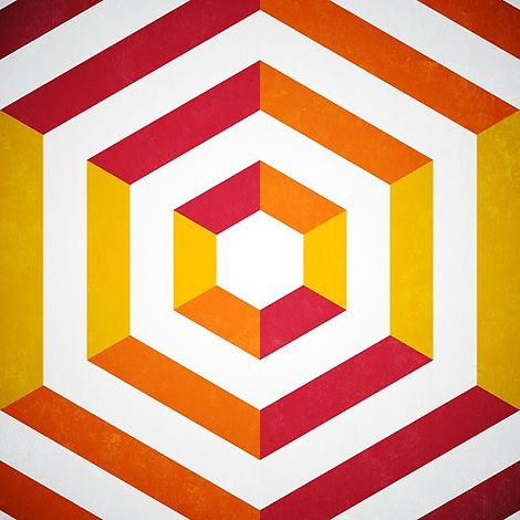 geometric shape art - Google Search | Shape | Pinterest ...