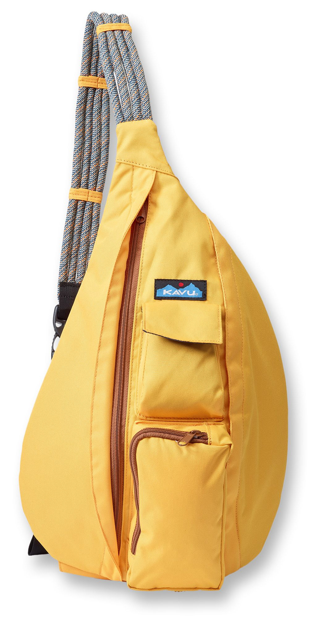 Kavu Rope Sling - Tangerine. The Sling Bag fit the body like a bag ...