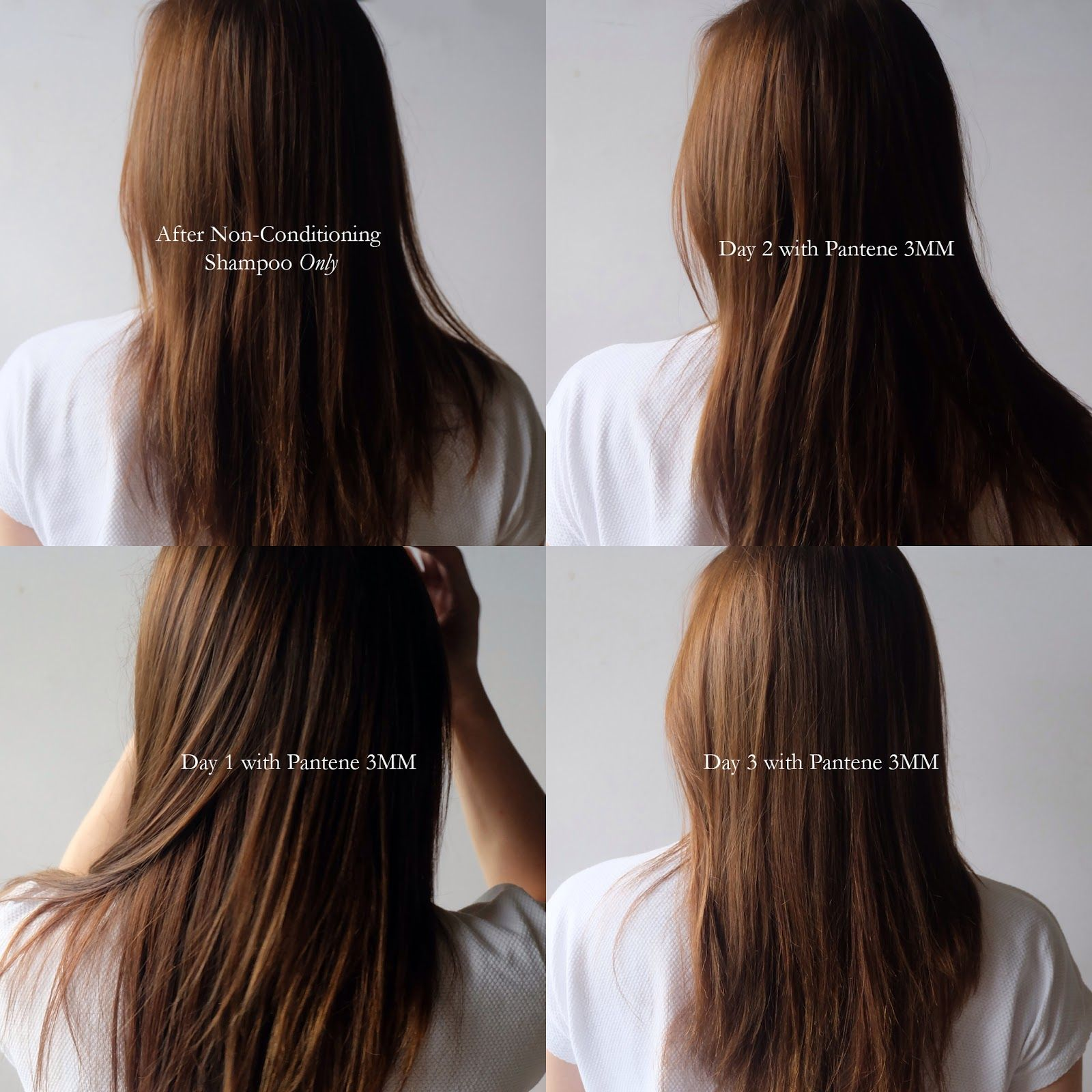 pantene 3 minute miracle instructions