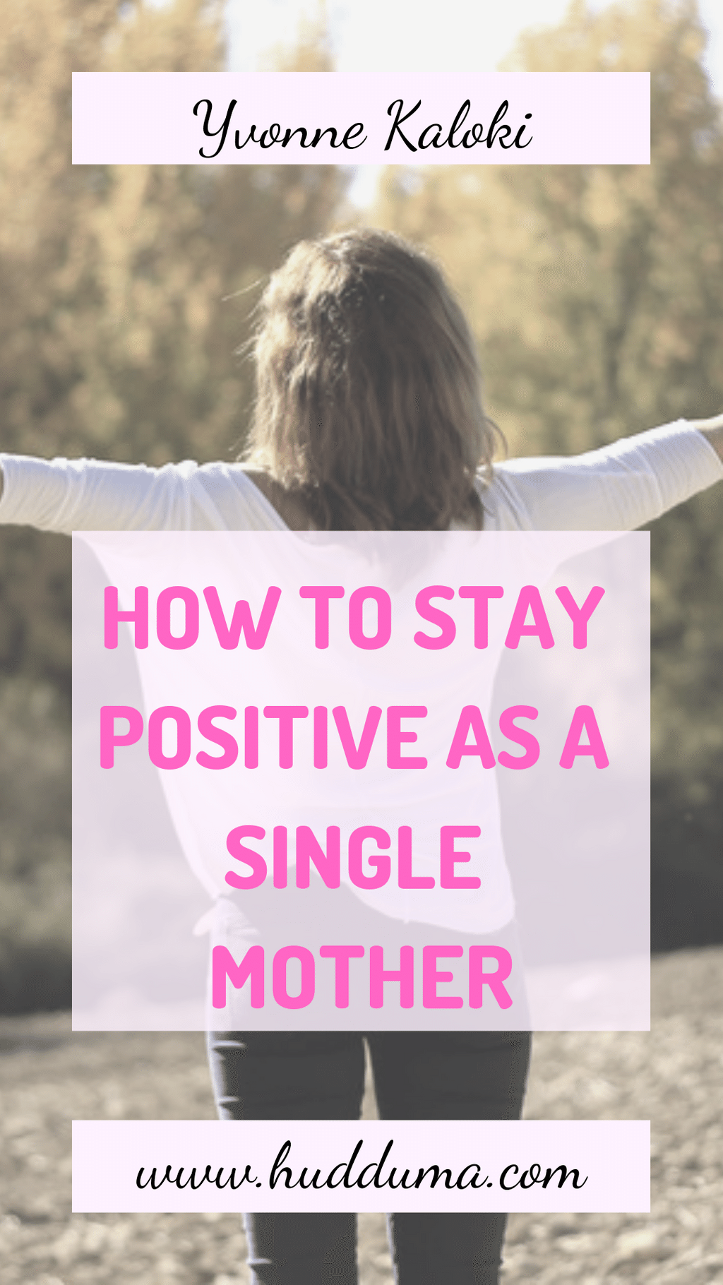 How to stay positive when single