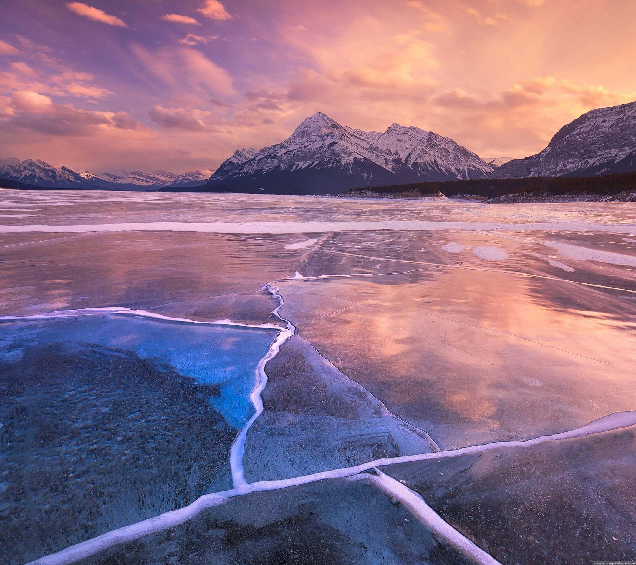 Lake Sunset Lock Screen 2160x1920 Samsung Galaxy Note 3