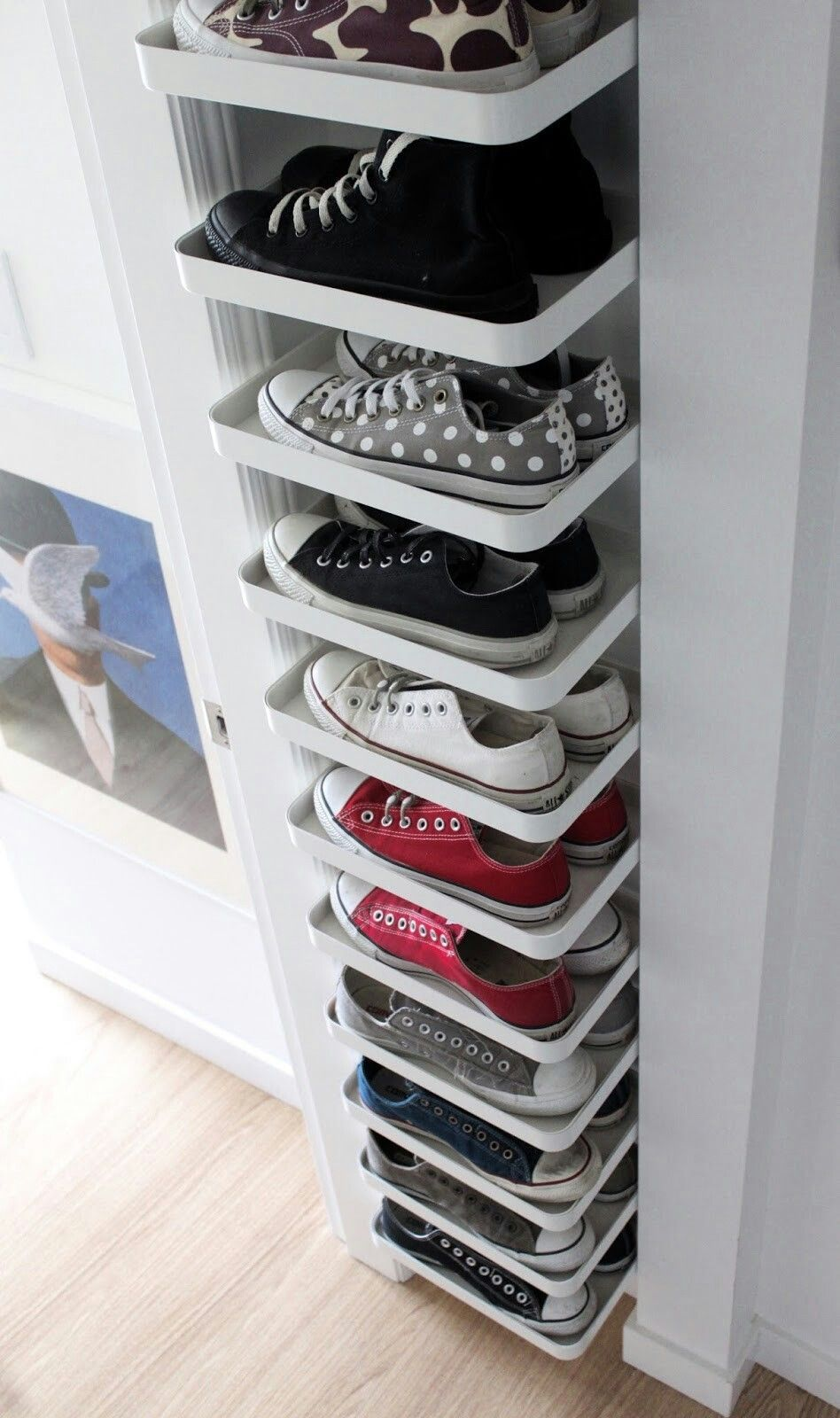 Range Chaussure À Colonne 32+ amazing closet organization ideas (the secrets of an