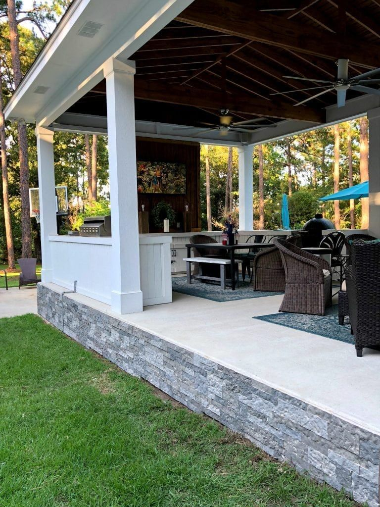 70 Best Back Porch Ideas Images Patio House With Porch