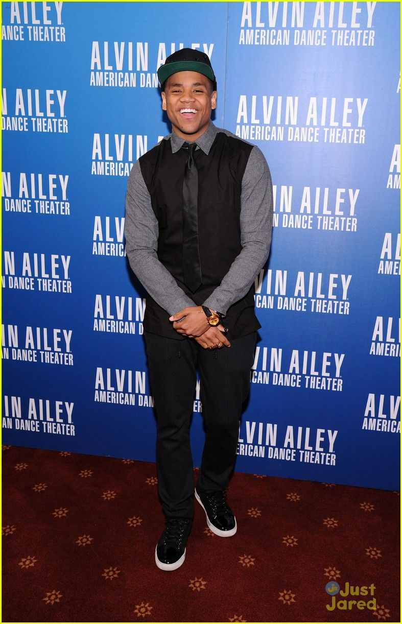 Tristan Wilds: Alvin Ailey American Dance Theater Benefit Gala 2013