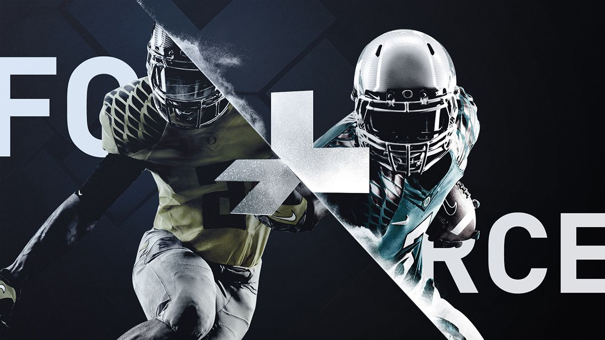 NFL Network on Behance Sports graphic design, Sports