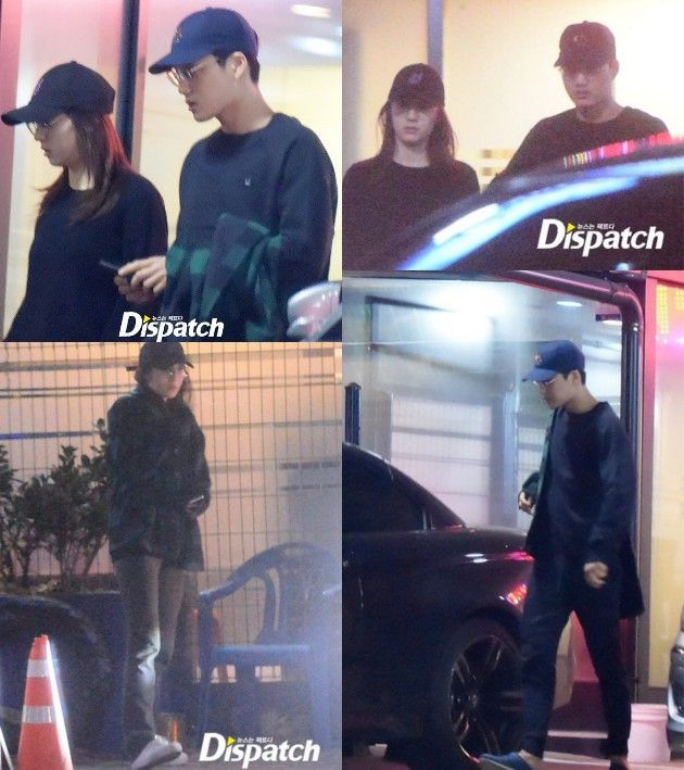 Exo chen dating apink bomi