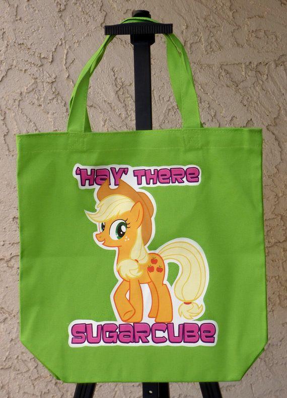 My Little Pony Lejack Tote Bag By Frenetique On Etsy 3 00