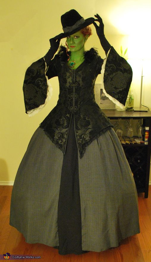 Zelena, the Wicked Witch Costume | Witches and Costumes
