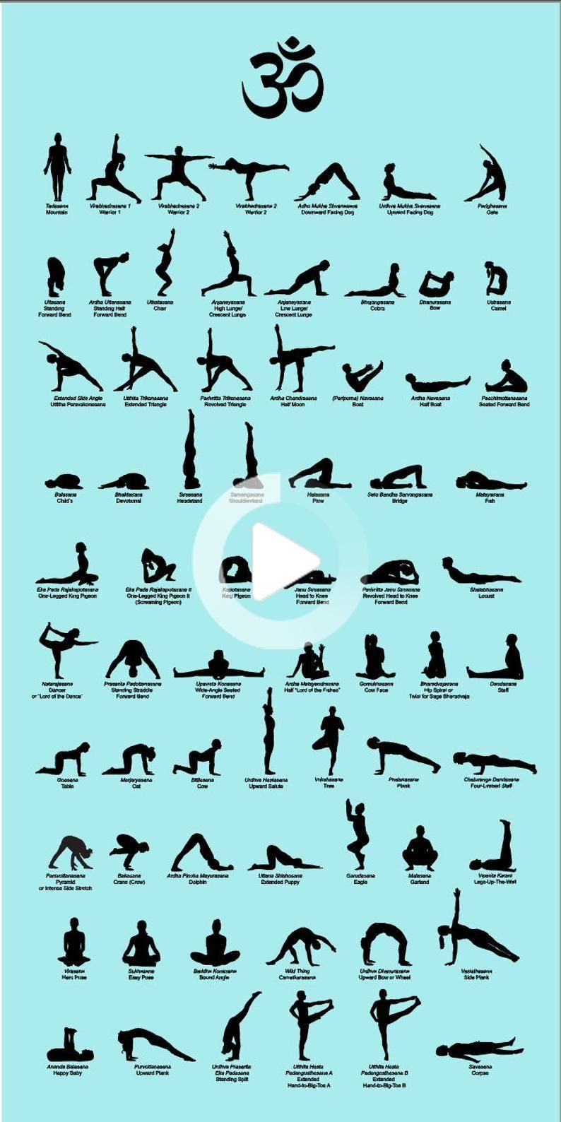 27+ Types of yoga poses with names ideas in 2021