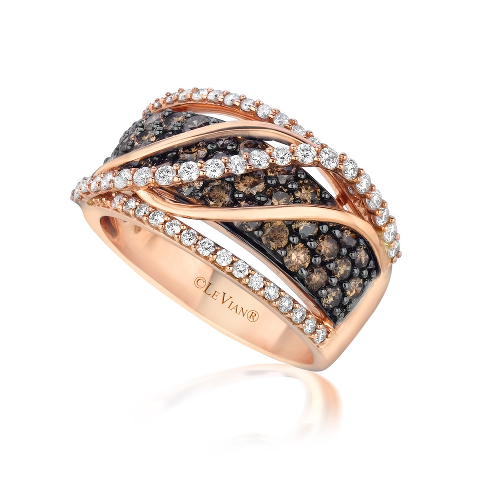 Chocolate Diamond Rings for a Fascinating Unique Look
