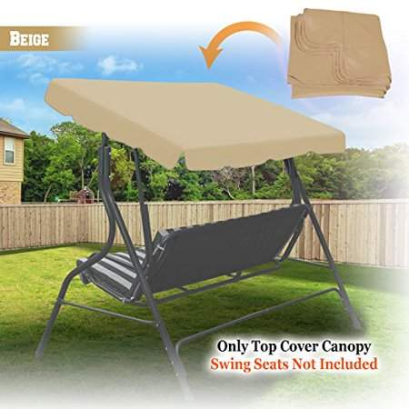 Patio Garden Patio Swing Canopy Swing Canopy Replacement