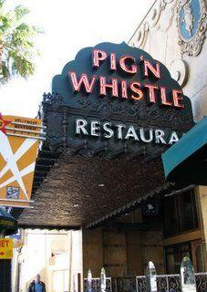 Hollywood Blvd Bars Google Search Hollywood Restaurants