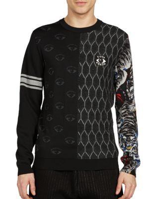 68434ee3aa7b KENZO - Eye Sweatshirt   Clothing   Pinterest   Kenzo, Sweatshirts ...