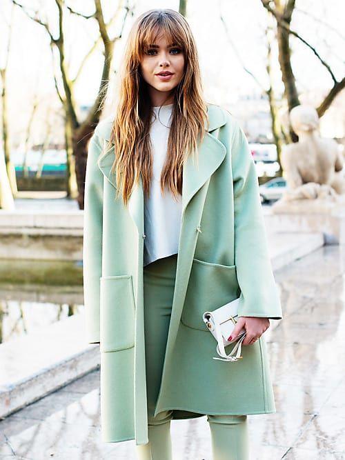 So könnt ihr die Farbe Mint perfekt kombinieren | Modestil ...