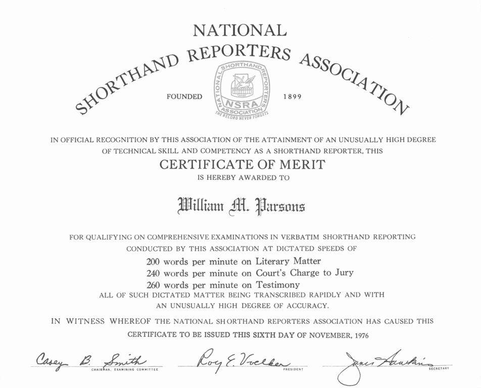 20 Certificate Of Merit Sample ™ in 2020 Certificate of