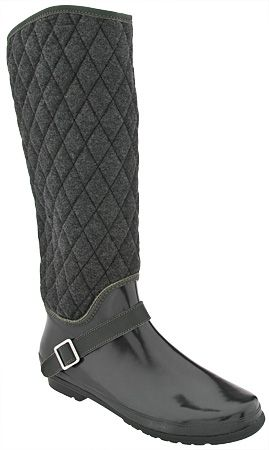 istaydry.com quilted rain boots (02) #rainboots