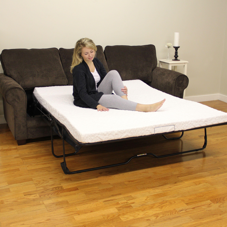 Memory Foam Couch Mattress sofa, Sleeper sofa mattress