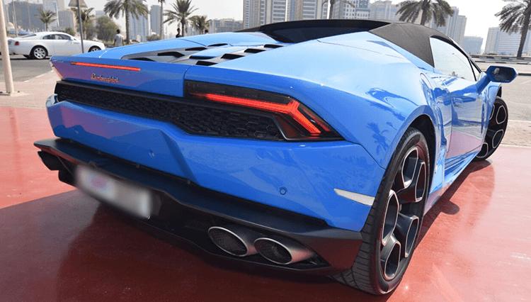Lamborghini Huracan Spyder Rental Dubai Lamborghini Huracan Lamborghini Huracan Spyder Lamborghini