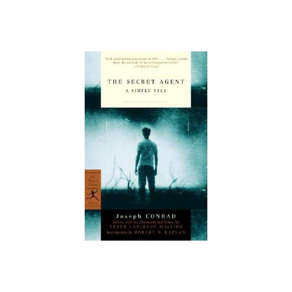 The Secret Agent Modern Library 100 Best Novels By Joseph