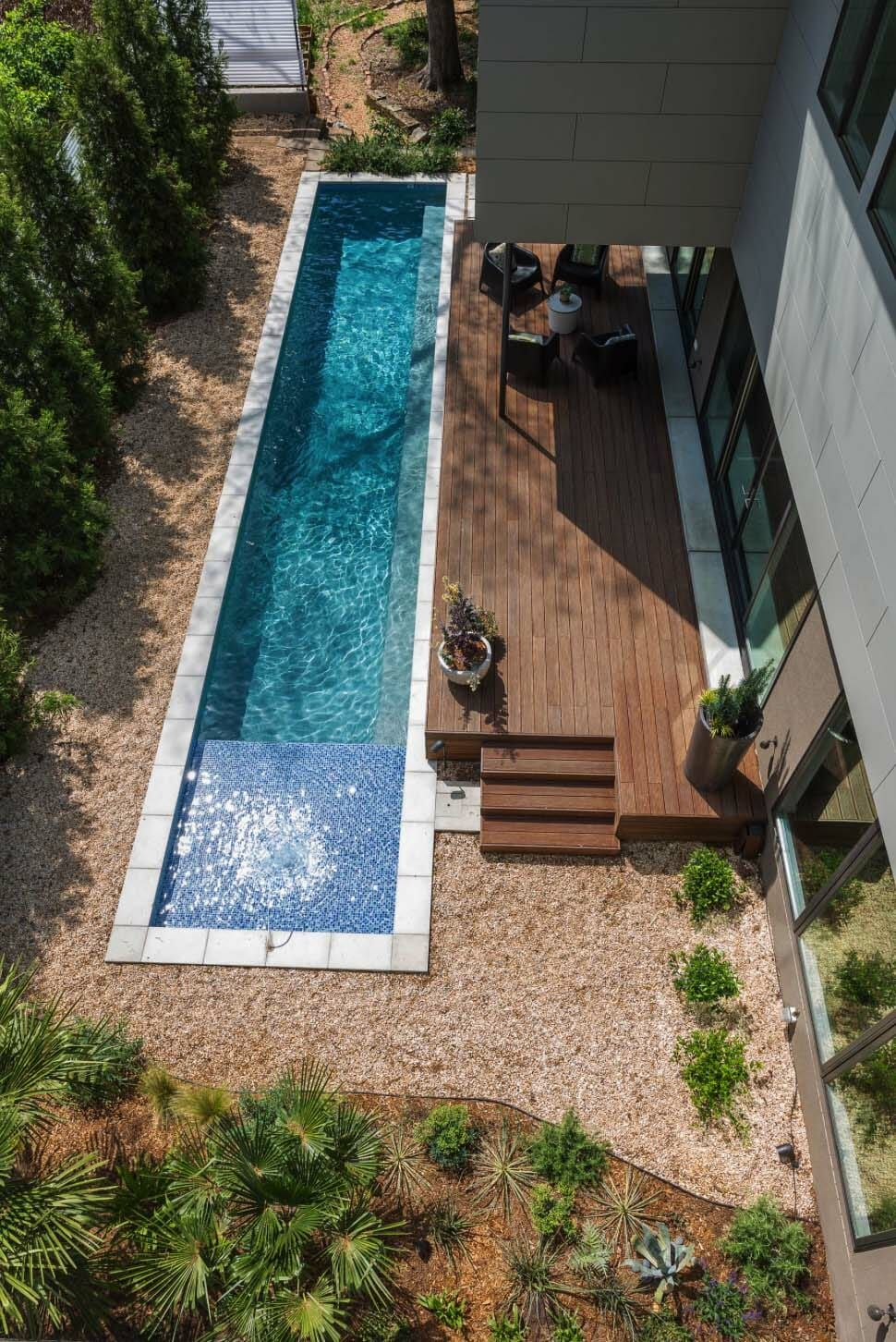 20 Spectacular Outdoor Swimming Pool Ideas With Gorgeous Surroundings Small Backyard Pools Small Pool Design Swimming Pools Backyard