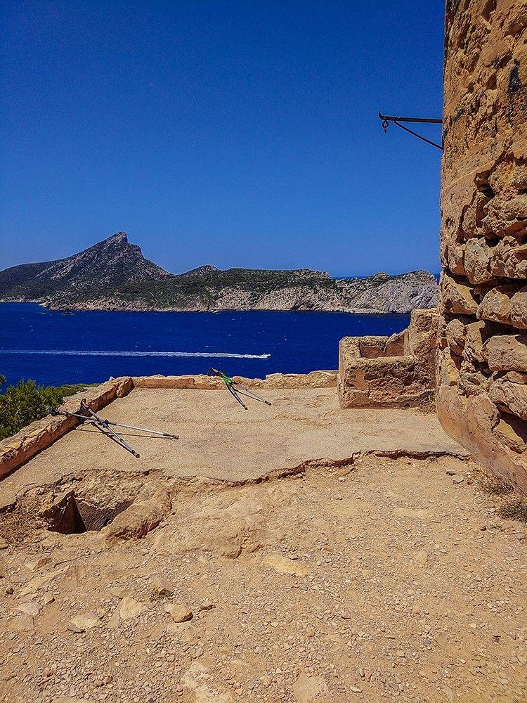 Wandern In Sant Elm Zum Torre De Cala En Basset Mallorca Urlaub