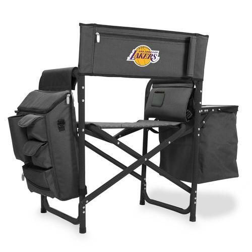 los angeles la lakers chair fusion tailgate foldable chair room