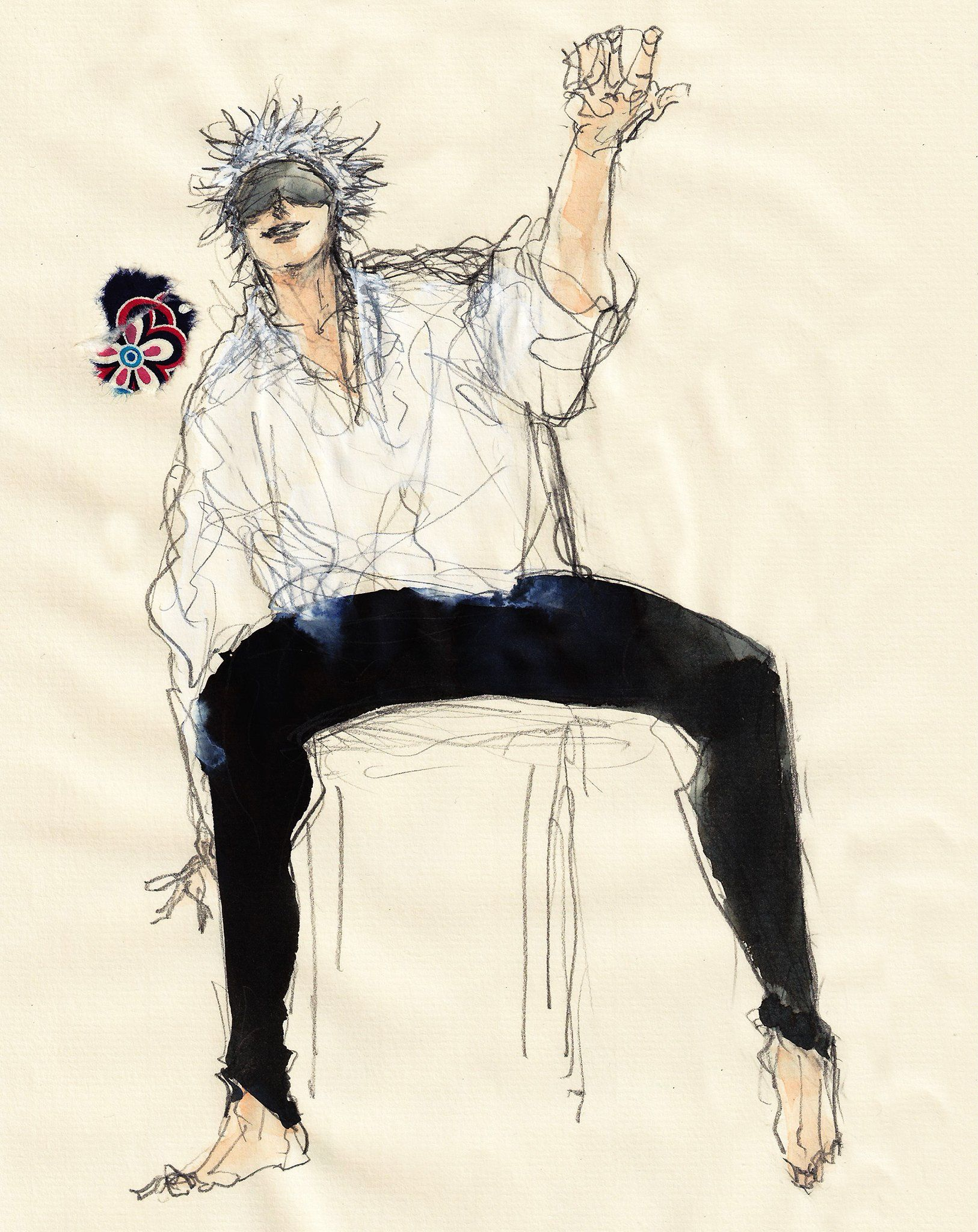 Pin On Jujutsu Kaisen Julius novachrono is the current wizard king and was the former strongest magic knight in the clover kingdom. www pinterest ph