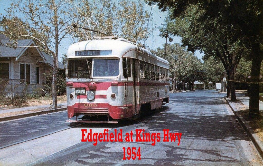 Photos: The old Seventh Street streetcar
