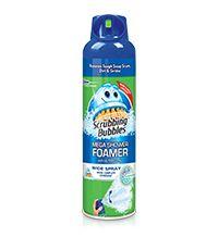 Scrubbing Bubbles Mega Shower Foamer Glade Rainshoweramazing Stuff - Cleaning stuff for bathroom