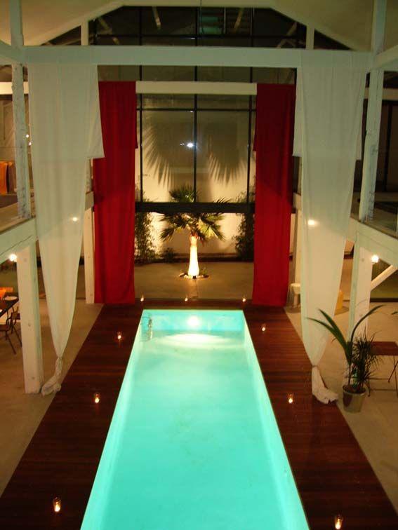 Piscine House Pinterest House - location chalet avec piscine interieure