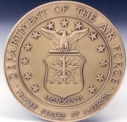 Air Force Military Coin Military insignia, Air force