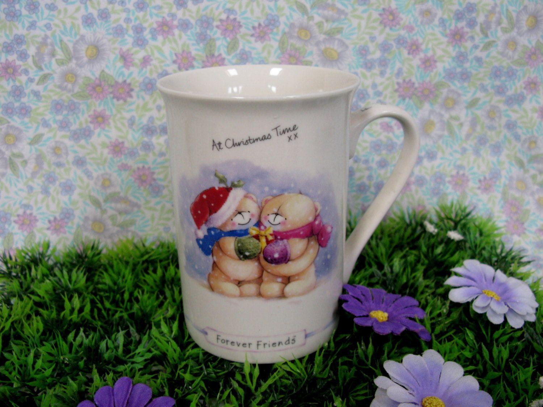 Forever Friends Mug - Andrew Brownsword - Teddy Bear Mug ...