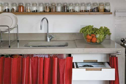 Bancadas De Alvenaria Em 2020 Cozinha Simples Decoracao Cozinha