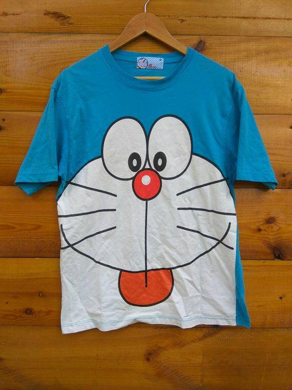 Baju Gambar Doraemon