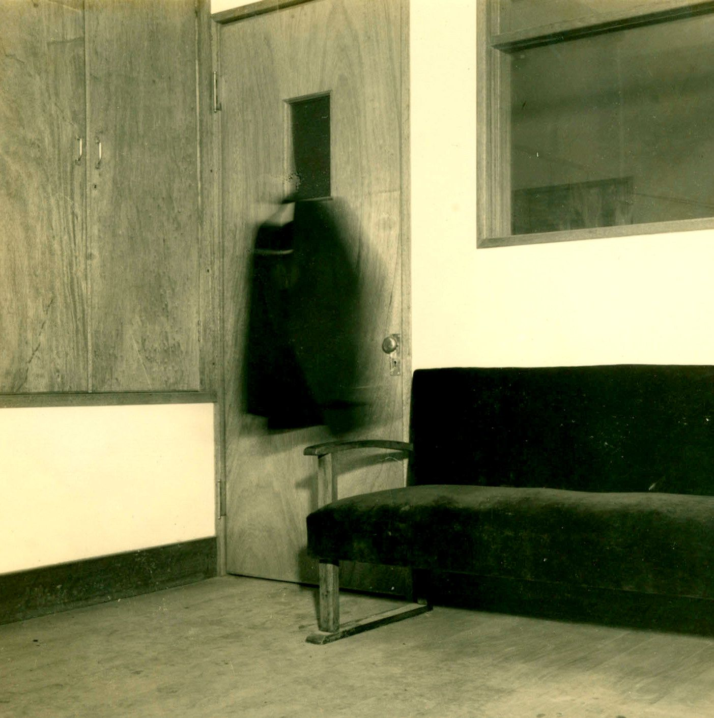 My Thin-aired Room, Kansuke Yamamoto, 1956, Collection of J.P.Getty Museum…