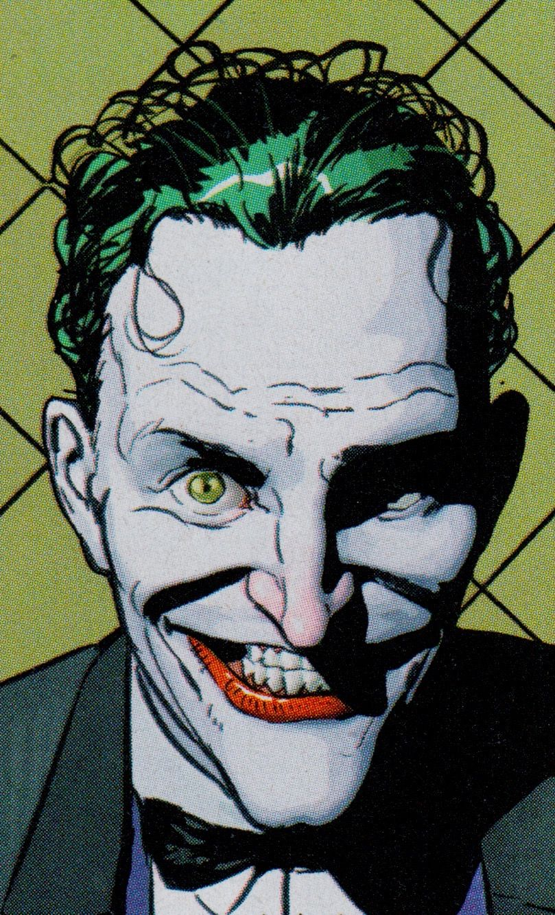 Pingl par simon forget sur all batman pinterest - Batman contre joker ...