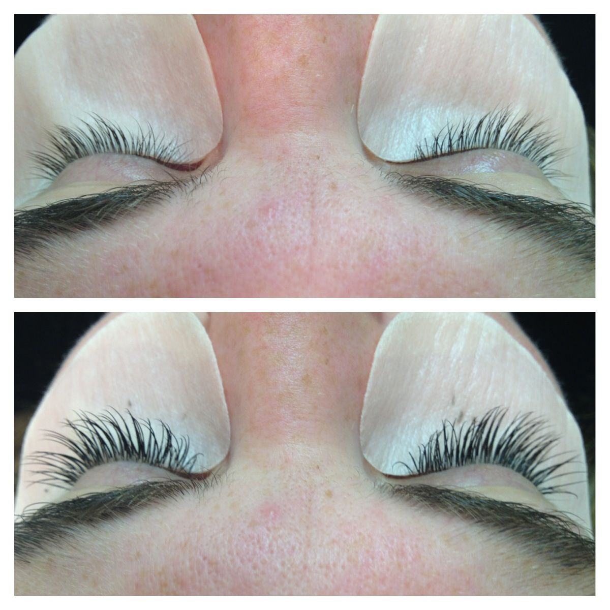 New set lashes Eyelash extensions, Eyelashes, Simple beauty