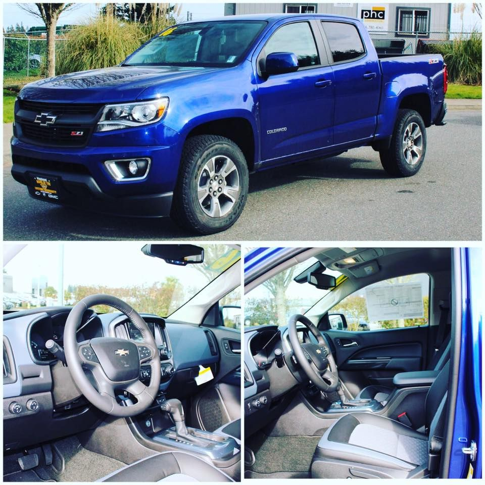 Beautiful and clean 2016 chevy colorado