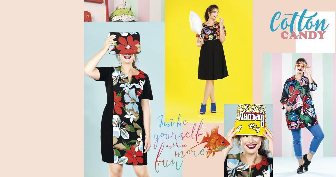 new style 56d38 6ec2f Collezione Persona: Abiti Moda Plus Size da Donna | PERSONA ...