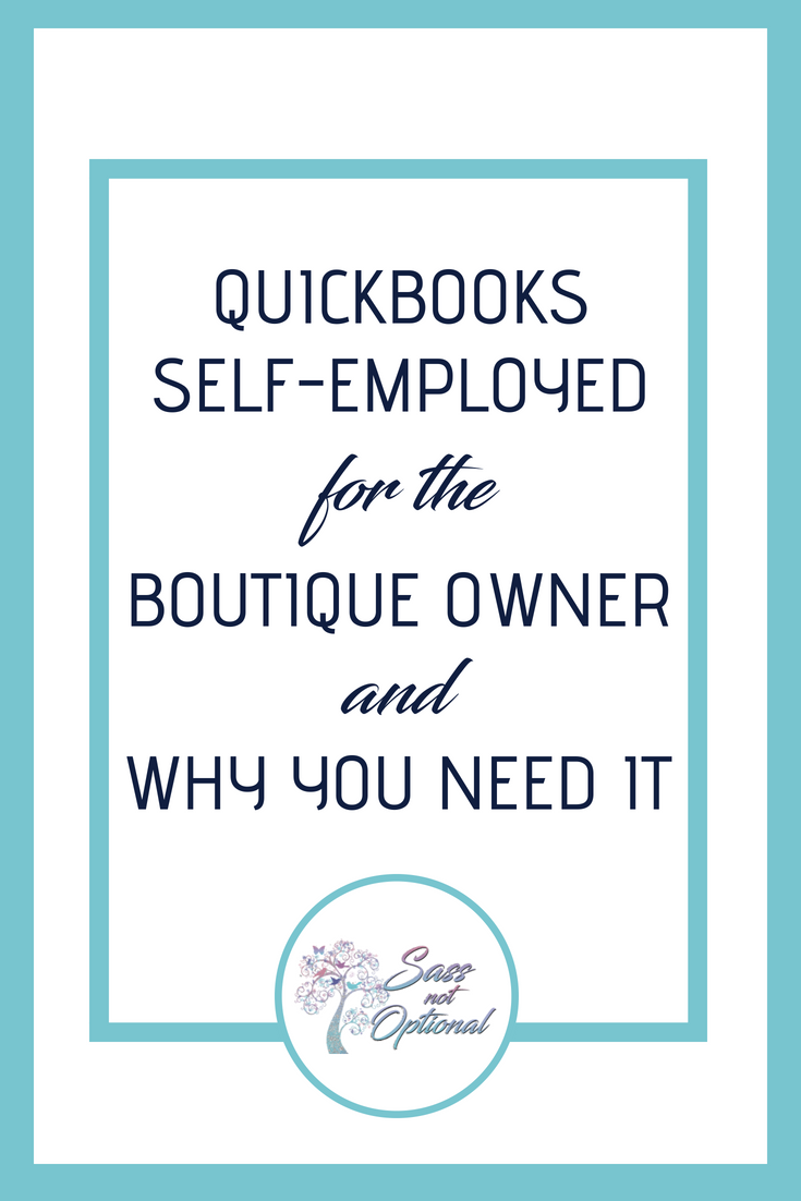Quickbooks Self-Employed for Boutique Owners | Suite