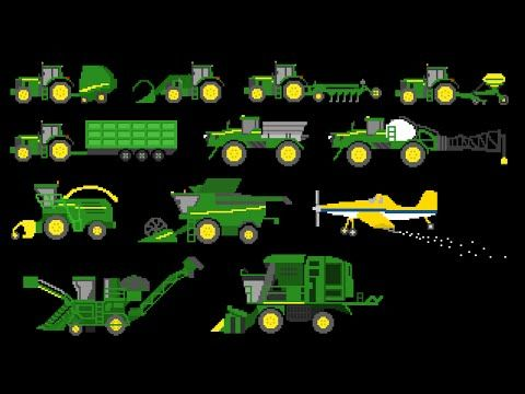 Farm Vehicles The Kids Picture Show Fun Educational