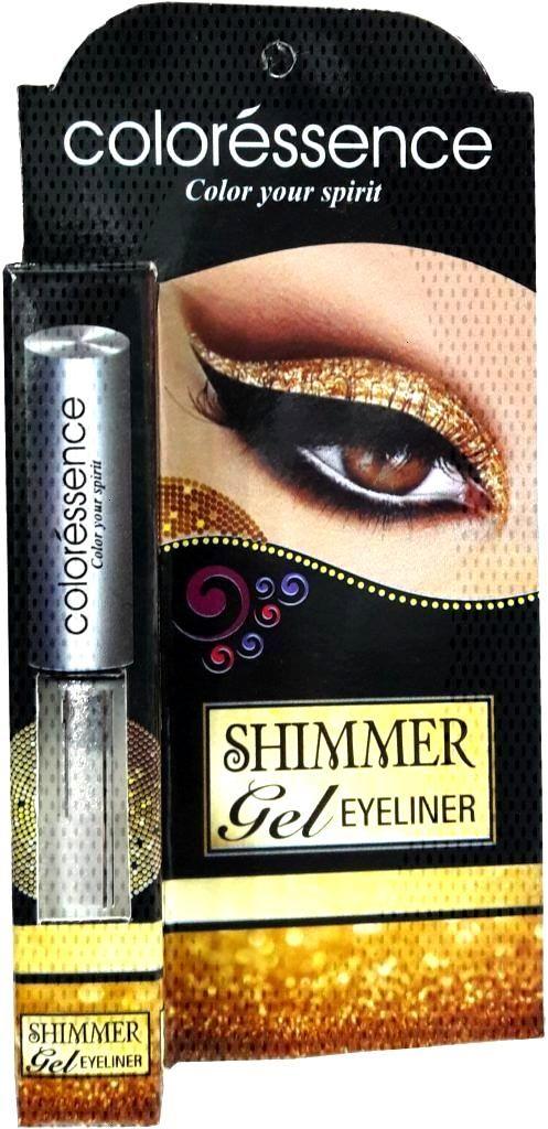 Shimmer gel liner 6 ml(silver) Coloressence Shimmer gel liner 6 ml(silver) The post Coloressence Sh