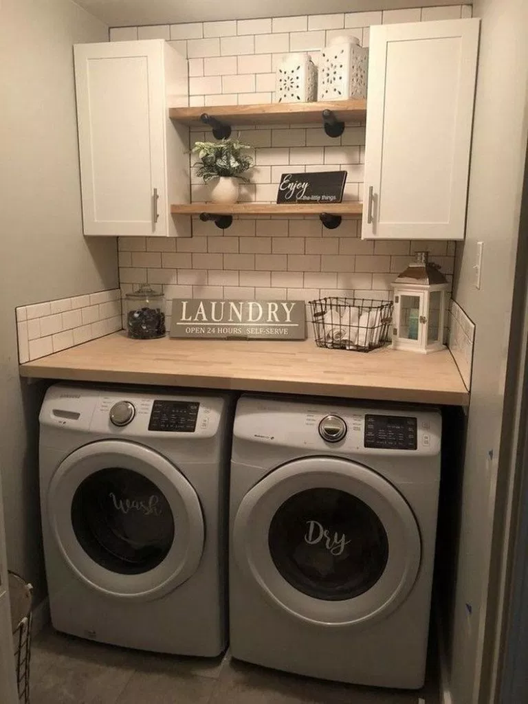 44 Awesome Laundry Room Ideas I Found For Inspiration Laundryroomideas Laundryroomdecor Laundryr Laundry Room Layouts Perfect Laundry Room Laundry Room Diy