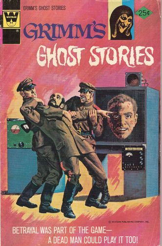 Grimm's Ghost Stories # 22 (1975)