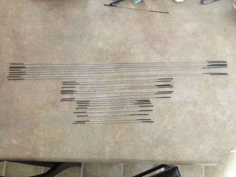 Make Your Own Blocking Wires Using Stainless Steel Welding
