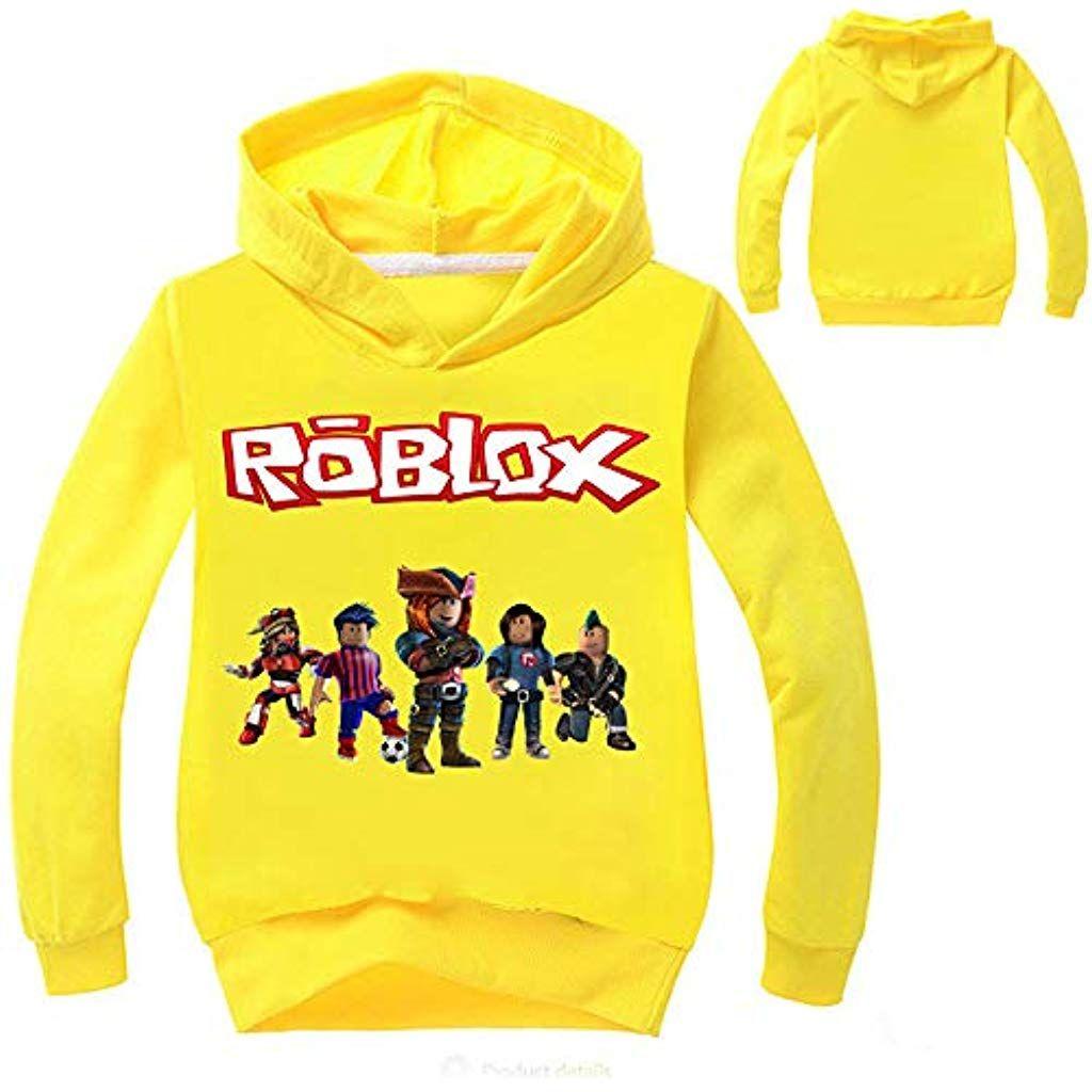 Cartoon Hoodie für Kinder Langarm Pullover Klassisches leichtes weiches Kapuzen-Sweatshirt #Bekleidu...