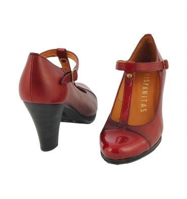 Zapatos salón piel Hispanitas HI 38543 Paula Alonso