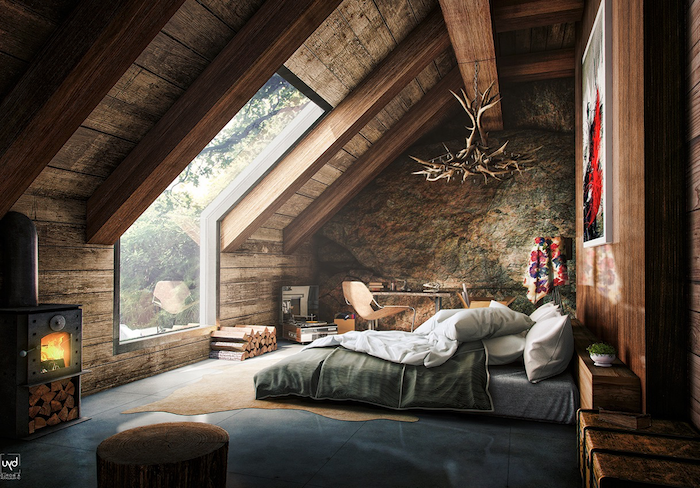 Photo of ▷ 1001 Ideen für die moderne Dachgeschosswohnung